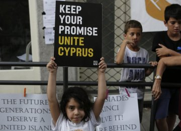 UNSC to Get Report After Cyprus Talks Fail