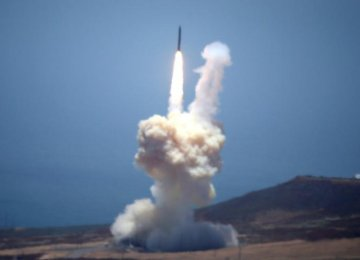 US Tests Interceptor Missile