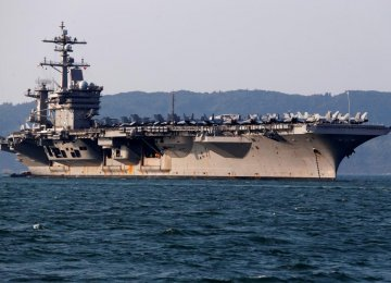 US Aircraft Carrier Arrives in Vietnam on Landmark Visit