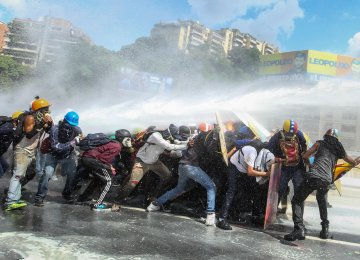 UN Warns Venezuela Over Use of Excessive Force