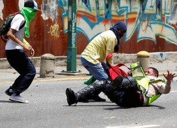 "Venezuelan Opposition Leader Calls Election Announcement ""Trap"""