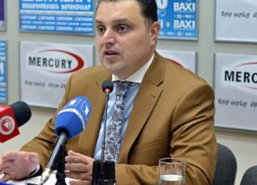 Iran-Armenia-Russia-Georgia Business Chamber in 2017