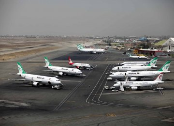 9% Rise in Airport Traffic