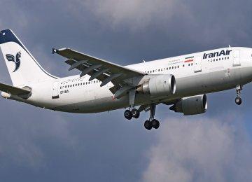 Iran Air to Resume Tehran-Baku Flights
