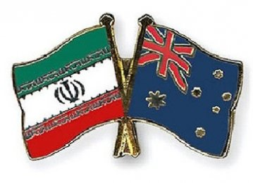Iran's Trade With Australia Grows 13%