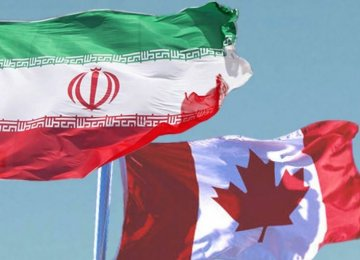 Iran's Non-Oil Trade With Canada Tops $110m