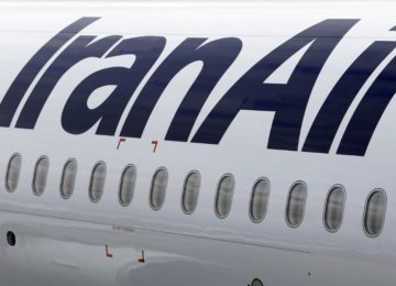 IranAir Flights to Europe Suspended