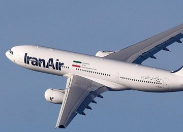 IranAir Flies to Rome to Repatriate Iranians