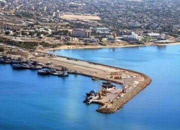 India Sets 2018 Deadline for Chabahar Project's 1st Phase
