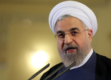 Rouhani Expected to Make Economic Reforms a Priority