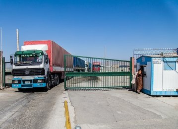 Truckers Delayed at Afghan Border