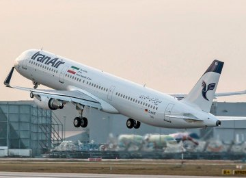 IranAir to Resume Flights to Ankara