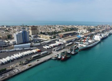 Bushehr Handles 51% of Domestic Maritime Trade