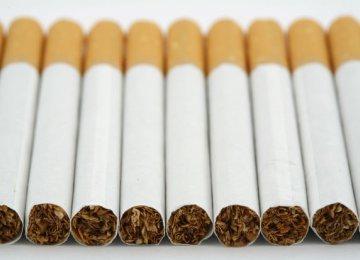 Cigarette Smuggling Down 47%