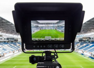 TV broadcasting is an important source of revenues for football clubs.