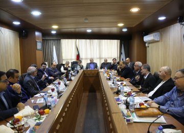 DEN Events: Top Brass of Iran Steel Industry Warm Up to ISMC 2019
