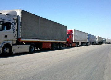 Border Trade Exceeds 8m Tons