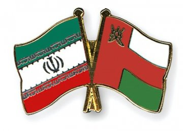Iran-Oman Trade Expected to Hit $1b by Yearend