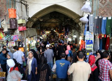 A Quarter of Iran's  Population Lives in 8 Cities