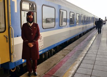 Rasht-Mashhad 5-Star Train Services Launched