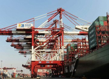 Container Ship Completes Kandla-Chabahar Trip