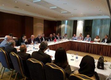 Maku FTZ Officials Hold B2B Meetings in Ankara