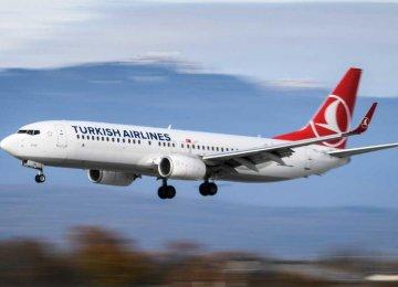 Turkish Airlines Adds Tabriz-Istanbul Flights