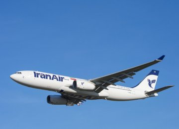 IranAir to Resume Tehran-Vienna Flights