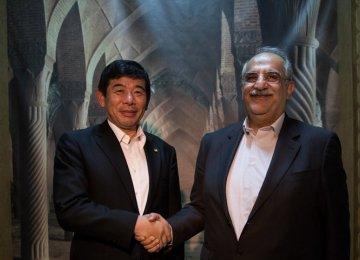WCO Chief in Tehran