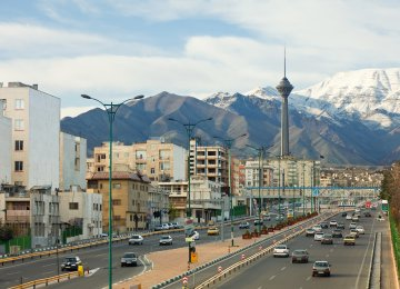Tehran Ranking Drops in Global Financial Centers Index