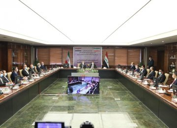 Tehran Hosts Fourth Iran-Iraq Economic Commission Meeting
