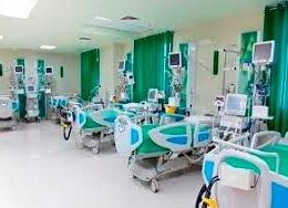 Iranian Health Facilities Surveyed