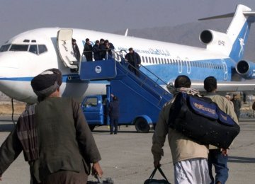 Qeshm Plans Direct Flights to Afghanistan, Turkey