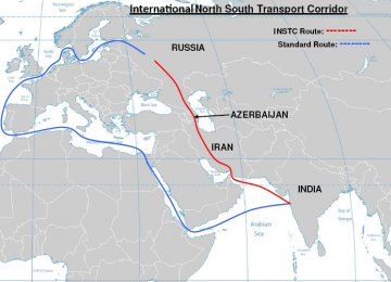 Iran, Azerbaijan to Build Rasht-Astara Railroad