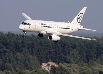 Iran Plans to Buy 12 Superjet-100