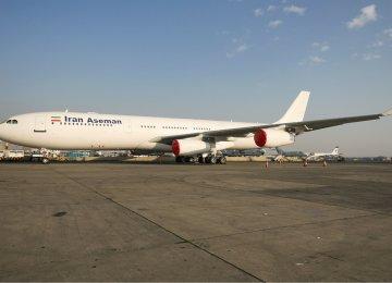 Aseman Targets Regional  Market Following Boeing Deal