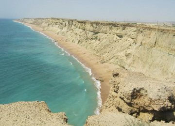 Makran is a semi-desert coastal strip stretched along southeastern Iran to Pakistan's Balochistan and borders the coasts of Persian Gulf and Sea of Oman.