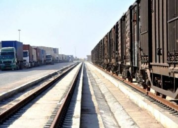 420% Rise in Commercial Exchanges Via Rail With Pakistan
