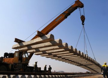 $12.5b in Rail Investment Under Rouhani Administration