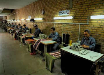 Some 96% of all the licensed Iranian enterprises are considered small- and medium-sized.