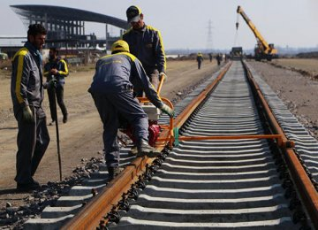 Yazd Holds 30% Share in Rail Freight Transport