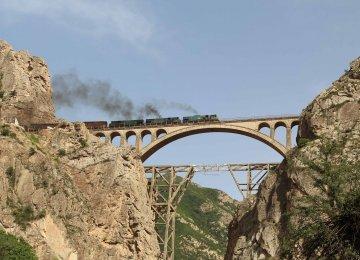 Trans-Iranian Railway Inscribed on UNESCO's World Heritage List