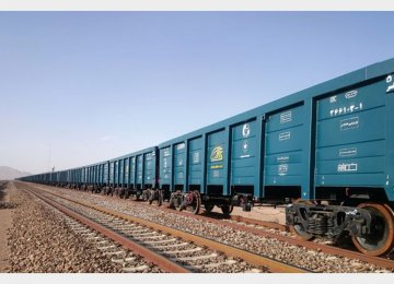 Fivefold Rise in Exports via Rail From Northeastern Border Crossing