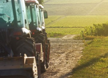 Agro Mechanization Coefficient on the Rise