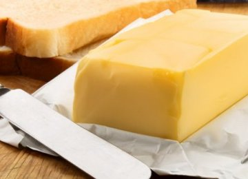 Butter Imports Hit $72m in Five Months