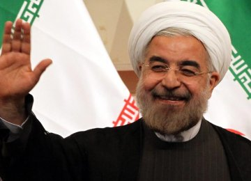 President Hassan Rouhani is expected to introduce new Cabinet members for his second presidential term on Aug. 5.