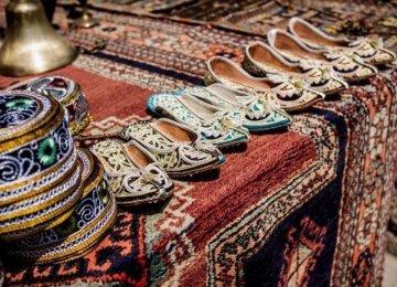 Decline in Iran's Handmade Carpet Export Value