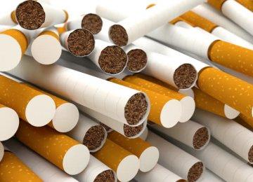 Cigarette Output Up 128%