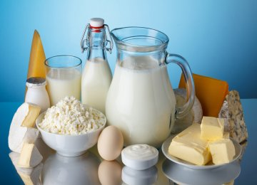 Prices of Dairy Products Increase