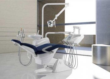 Dental Unit Imports Top $1 Million